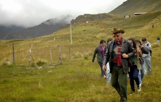 VIDEO: Proyecto de la RPU y de la PUCP realiza viaje de campo al Mantaro para registrar el dialecto Huanca
